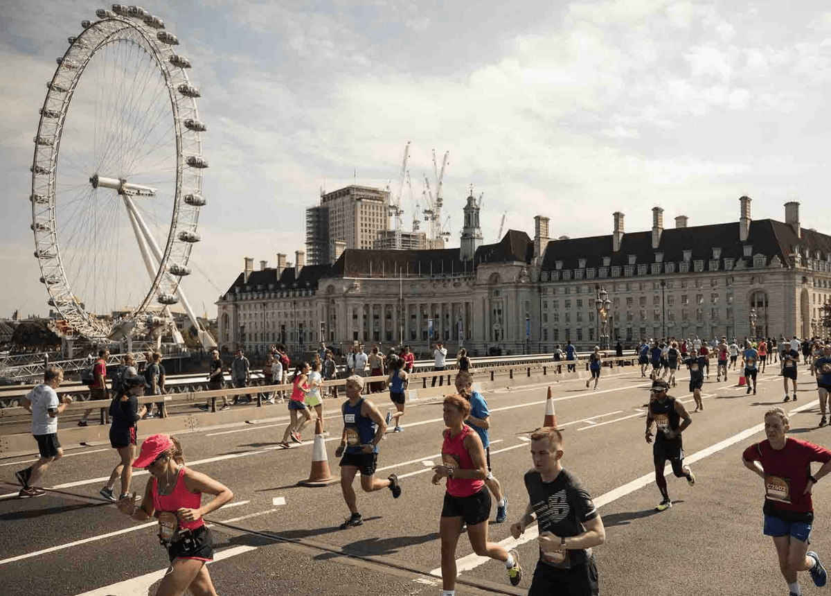 ASICS London 10k