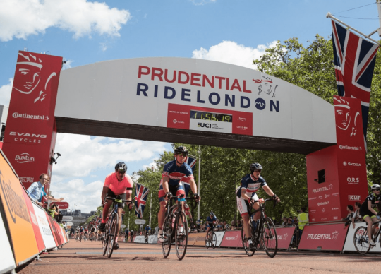 London PrudentialRide