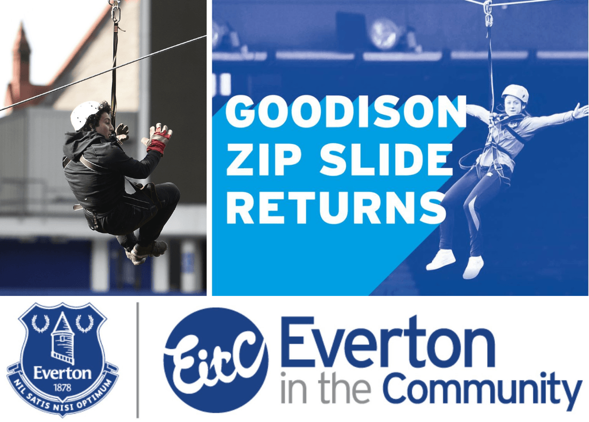 The Goodison Zip Slide
