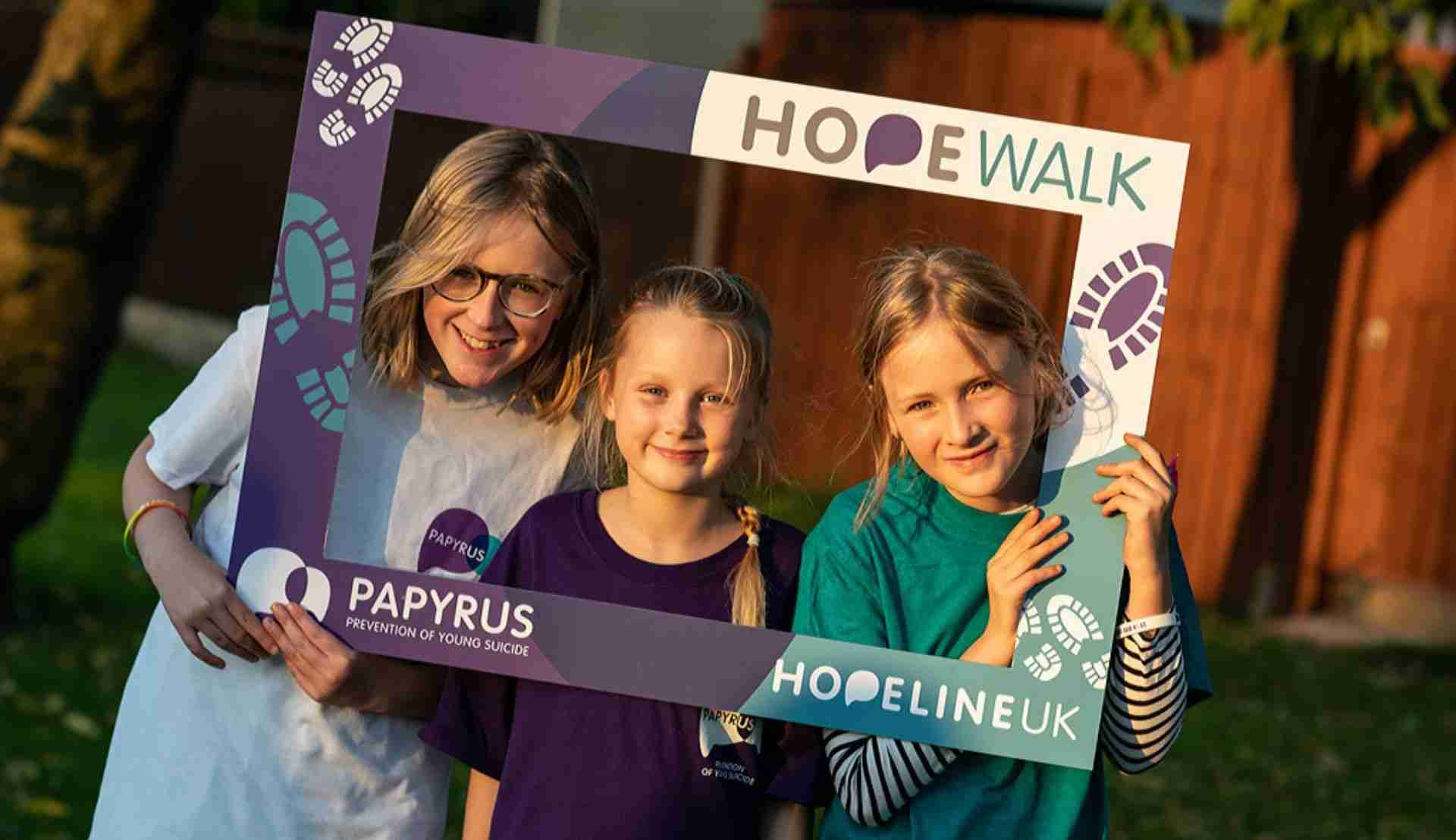 #HOPEWALK19 Make October a month to remember
