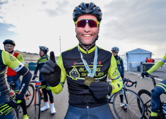 Brighton Marathon Cycle